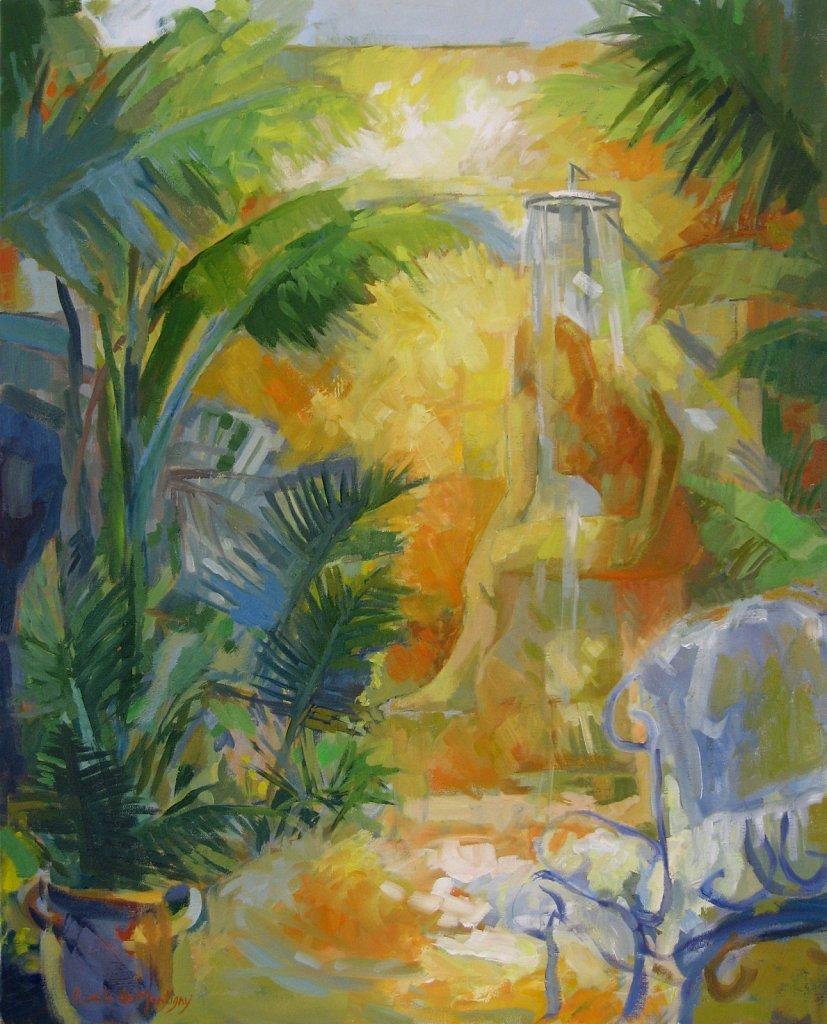 Douche à Chamarel