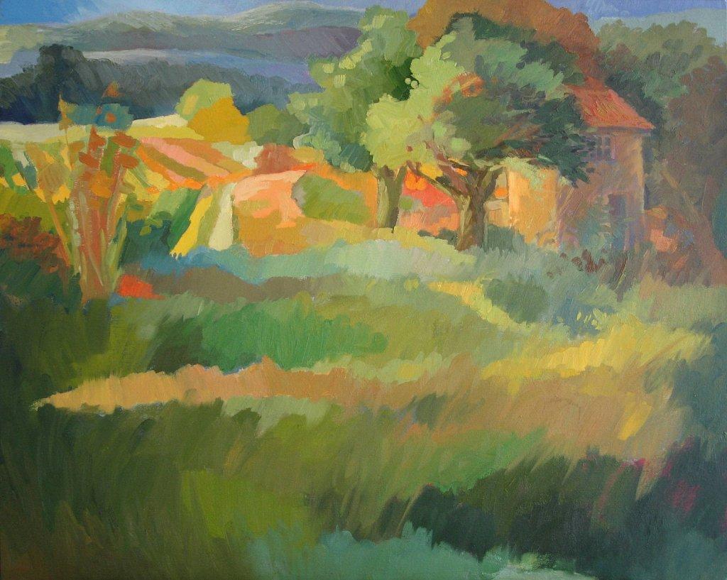 Cabane dans les Vignes