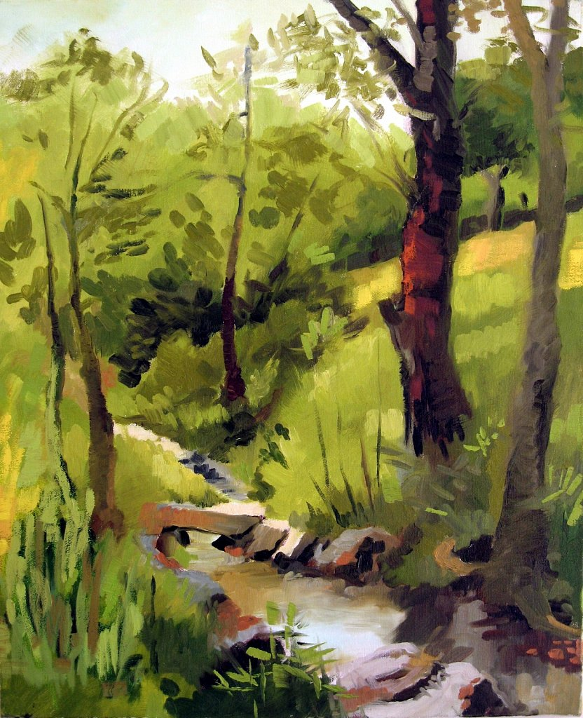 ( VENDU ) Le ruisseau de Perrot