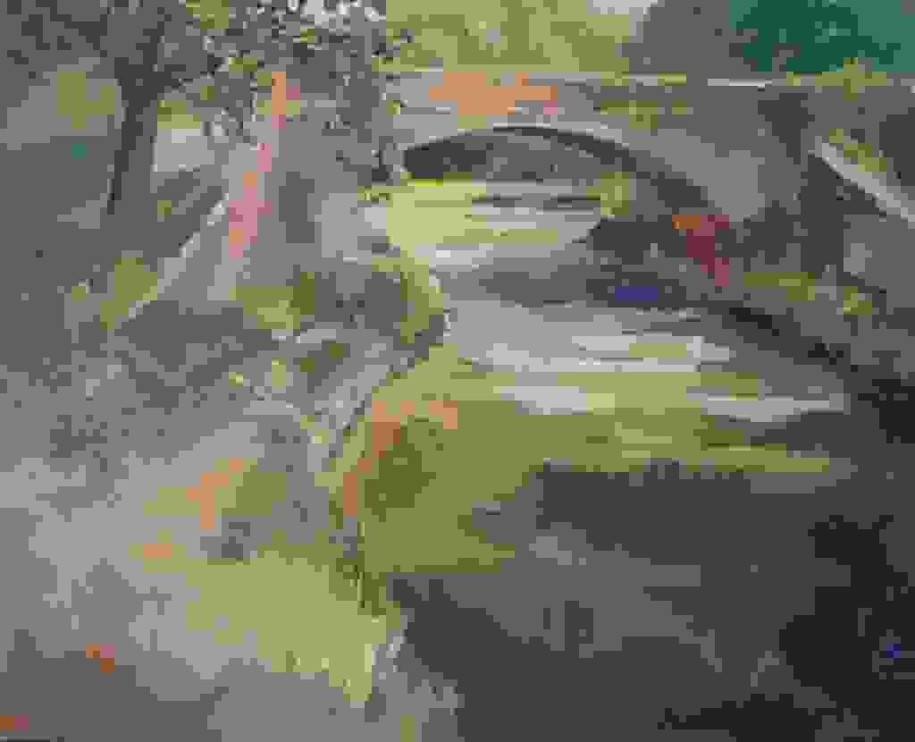 Canal du Midi à la Redorte 1