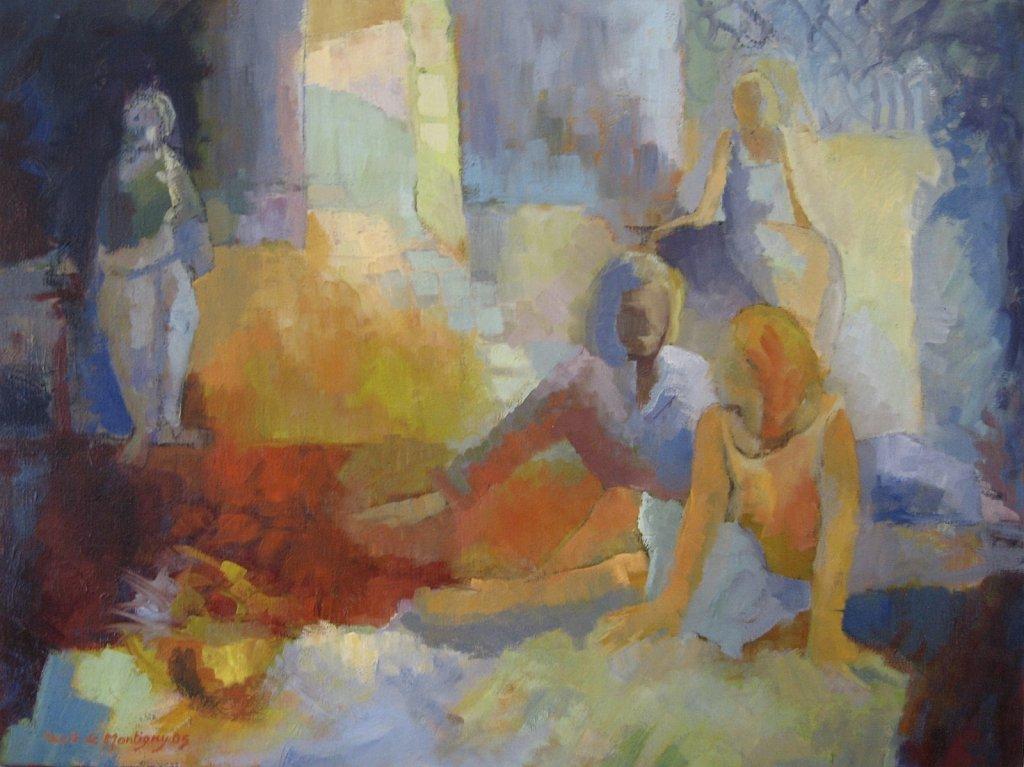 2005-Huile-Conversation-Nocturne-25P-81x60cm.jpg