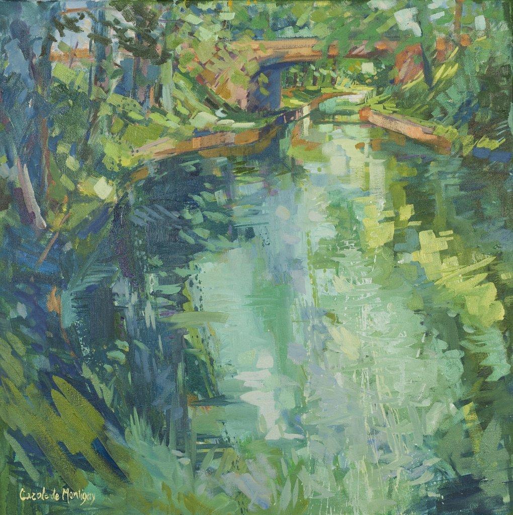 Canal du Midi vers Arzens